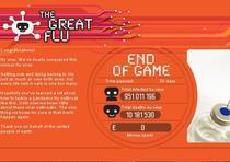 "Jocul ""The Great Flu"""