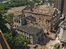 Moara lui Asan, aproape distrusa