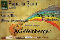 afis Papa la Soni
