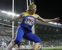 "Nicoleta Grasu, nominalizata la ""Atleta europeana a anului 2009"""