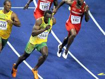 Bolt, 3 medalii de aur la CM de la Berlin
