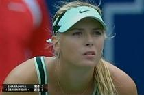 Maria Sharapova, aproape refacuta dupa operatia la umar.