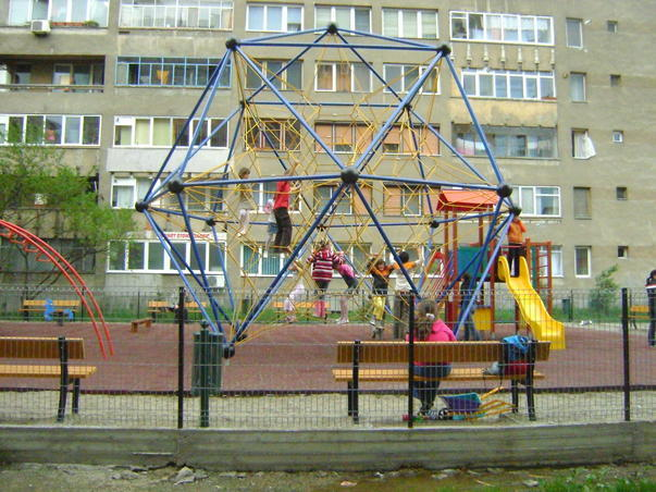 Loc de joaca pentru copii in Deva
