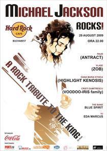 afis Michael Jackson Rocks
