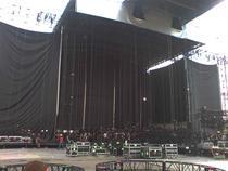 Madonna - scena