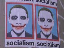 Obama, in rol de Joker