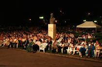 Spectatori la Promenada Operei 2009