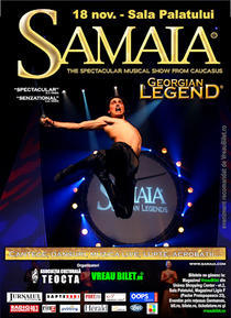 afis Samaia - The Georgian Legends