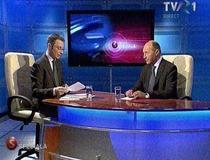 Traian Basescu la 'Editie speciala'