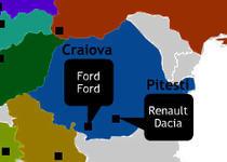 Vezi harta industriei auto