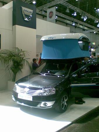 Dacia intr-o noua ipostaza