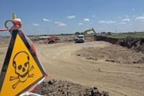 Deșeurile chimice de langa Turda au ajuns sa coste cu 50% mai mult decat se estimase