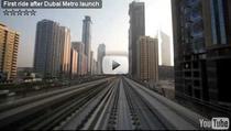 Dubai inaugureaza primul metrou din monarhiile petroliere