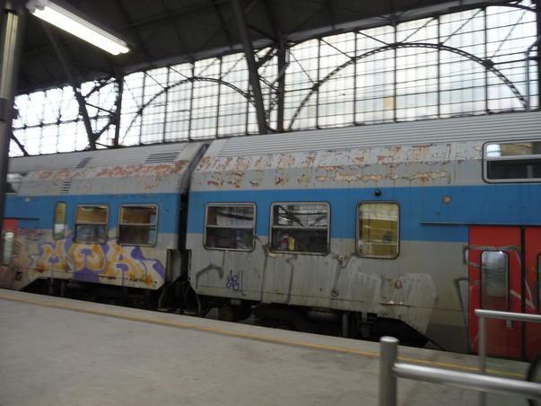Tren in UE, in 2009