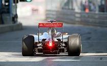 McLaren, masina rapida la Monza