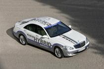Mercedes S Klasse hibrid