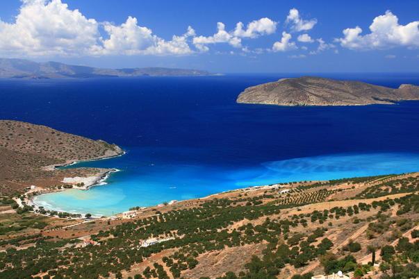 Golful Mirampelou, Creta