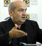 Marian Petre Milut, presedintele PNTCD