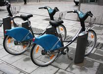 Serviciu public de biciclete in Dublin