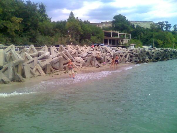 Plaja dela Balcik, Bulgaria
