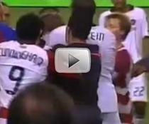 Beckham isi ataca adversarii