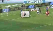 Saviola, ce reusita pentru Benfica!