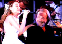 Kylie Minogue si Benny Andersson (ABBA)