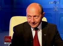 Traian Basescu a 'Tema zilei'