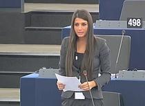 Elena Basescu in PE