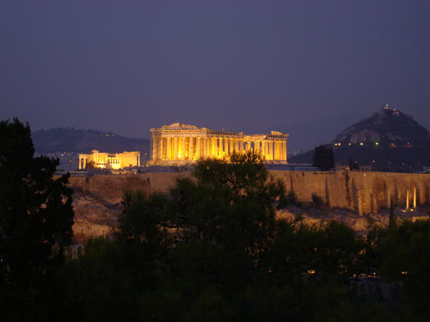 Atena , Grecia - Acropole.