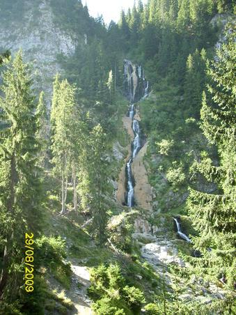 Cascada cailor, Maramures