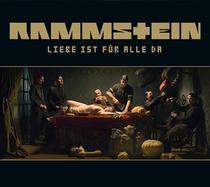 coperta noului album Rammstein