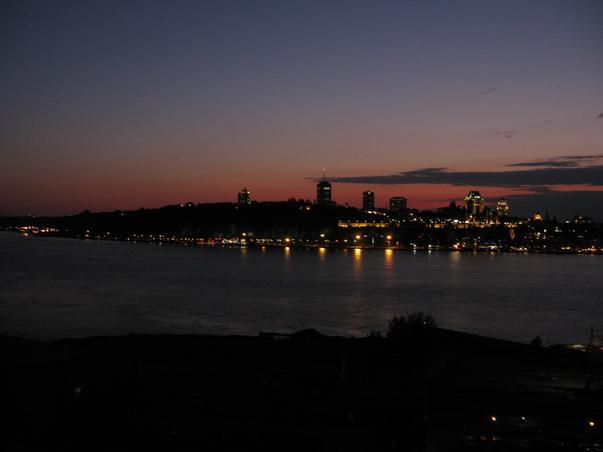 Québec noaptea