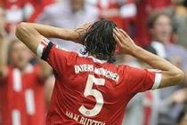 Van Buyten, decisiv pentru Bayern