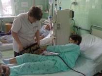 80 de pacienți au lasat spitalul public pentru luxul de la noul centru privat