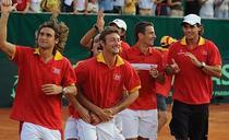 Spania, in finala Cupei Davis