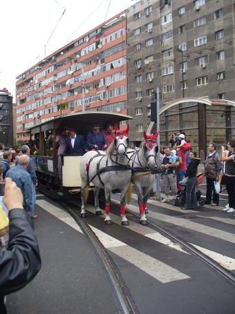 Parada tramvaielor
