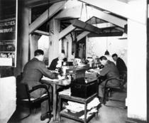 Ofiteri de serviciu in Camera Hartilor