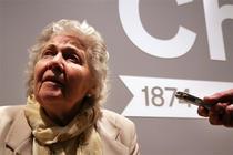 Myra Collyer una dintre veteranele Camerelor de Razboi