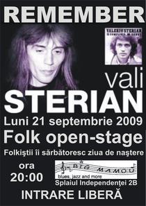 afis Remember Vali Sterian