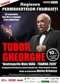 afis Tudor Gheorghe