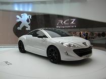 Coupe-ul Peugeot 308 RCZ