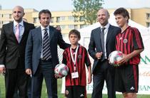 Doi juniori vor ajunge la Milano