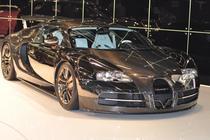 Bugatti modificat de Mansory