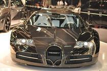 Bugatti modificat de Mansory - 2