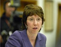 Catherine Ashton, sefa diplomatiei UE