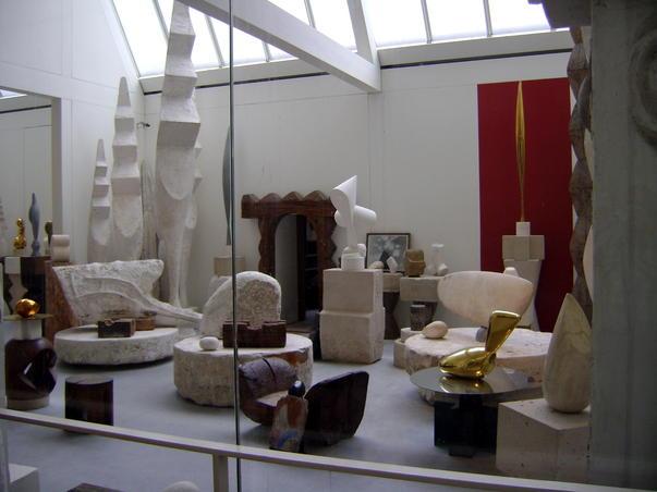 Atelier Brincusi