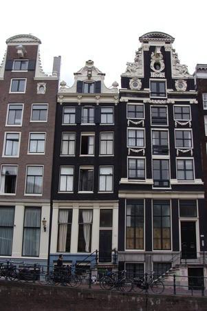 Case in Amsterdam-ul vechi
