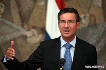 Maxime Verhagen, ministrul olandez de Externe