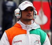 Liuzzi, alaturi pe Sutil la Force India pentru restul sezonului